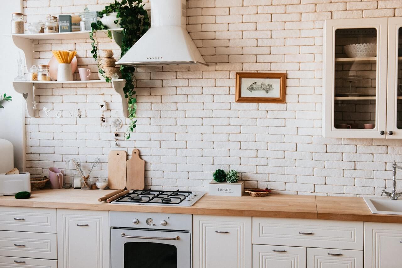 Płytki kuchenne vintage