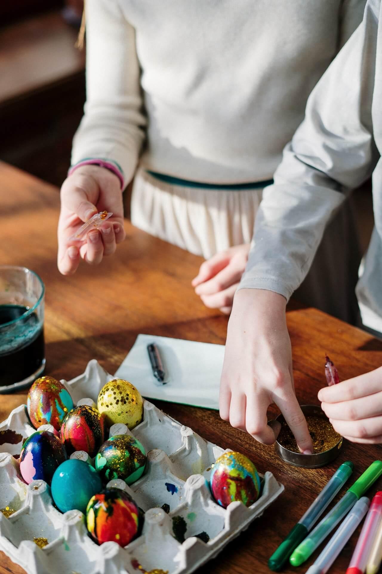 Tworzenie dekoracji Wielkanocnych